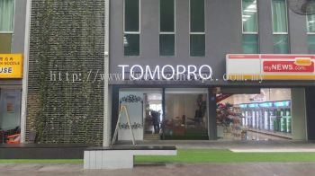 Tomopro Led Conceal Signage At One City