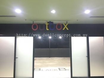 SACC MALL Blackbox At Shah Alam