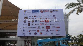 Sepang International Circle Billboard