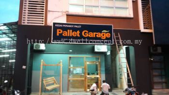 Pallet Garage At Shah Alam