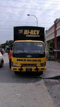 Lorry 3 Ton Hi Rev