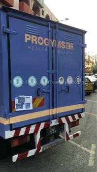 Progym 1 Ton Lorry