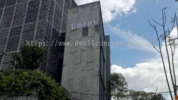 Led conceal at Damansara