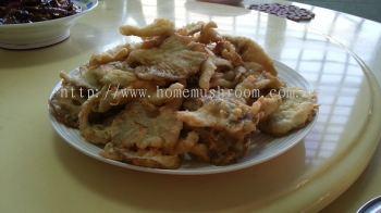 Cendawan Oyster Goreng - Home Mushroom