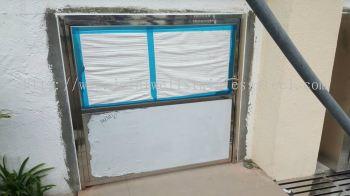 Steel Plate Door