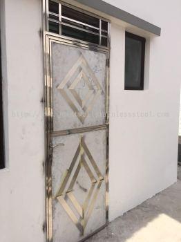 Handmade Safety Door