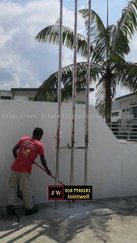 Steel Flag Pole