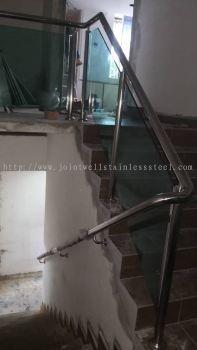 Stair Hand Railing
