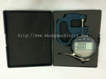 Paper Thickness Digital Gauge Code 243