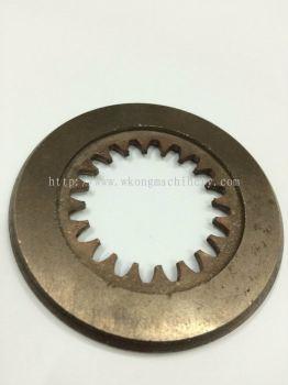 Pile Motor Disc Brake Code 126