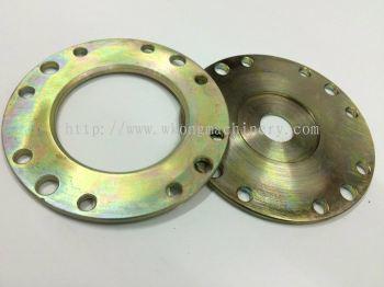Pile Motor Disc Brake Cover Code 124