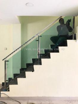 Staircase Iron