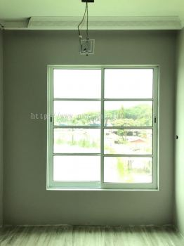 Multipoint sliding window