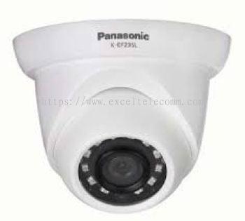Panasonic K-EF2350L03E Network Dome Camera