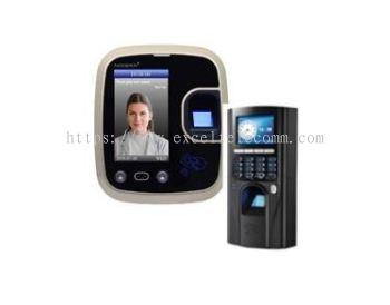 Nideka Face & Finger Recognition System