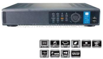 HDE2424E (8 Channel DVR)
