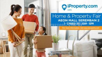 Home & Property Fair at AEON Mall Seremban 2