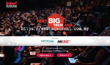 Next Big Tech Asia 2017
