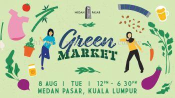 Green Market + Zumba