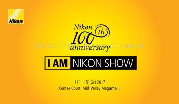 I Am Nikon Show 2017
