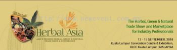 Herbal Asia- Asia's Premier Herbal, Green & Natural Trade Show & Conference
