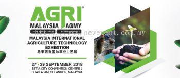 AGRI MALAYSIA 2018