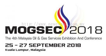 The 4th Malaysia Oil & Gas Services Exhibition and Conference (MOGSEC 2018)