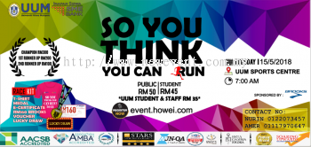 So You Think You Can Run 2018