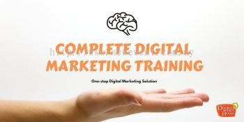 Complete Digital Marketing Training (FEB)