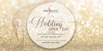 Seri Pacific Wedding Open Day 2019