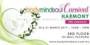 "bodymindsoul Carnival ""Harmony"""