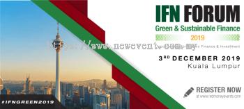IFN Green & Sustainable Finance Forum 2019