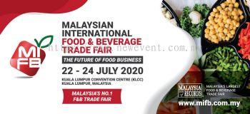 Malaysian International Food & Beverage Trade Fair 2020