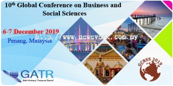 Global Conference on Business and Social Sciences