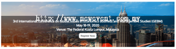 International conference on Global Issues in Economics Business and Management Studies