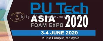 PU Tech Asia Foam Expo