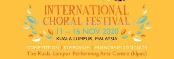 18th Malaysian Choral Eisteddfod International Choral Festival