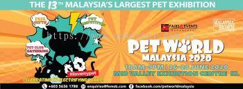 Pet World Malaysia 2020