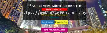 Annual APAC Microfinance Forum