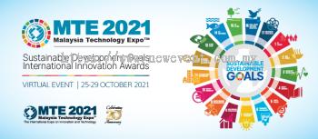 MTE 2021�C SUSTAINABLE DEVELOPMENT GOALS INTERNATIONAL INNOVATION AWARDS (SDGIIA)