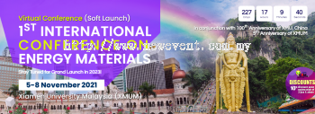 1st International Conference On Energy Materials ICEM 2021