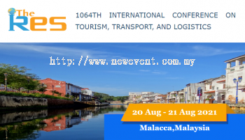 1064th International Conference on Tourism, Transport, and Logistics (ICTTL)