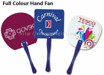 Full Colour Hand Fan