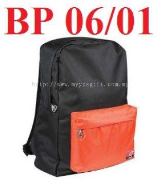 BP 06/01 - Black & Orange