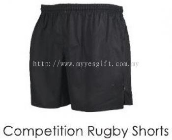 Competition Rugby Shorts