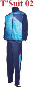 T'Suit 02 - Navy & Sky Blue