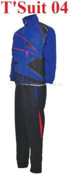 T'Suit 04 - Royal & Black