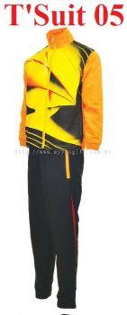 T'Suit 05 - Yellow & Black