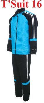 T'Suit 16 - Turquoise