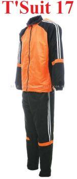 T'Suit 17 - Orange